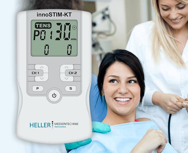 innoTENS-KT von Heller Medizintechnik